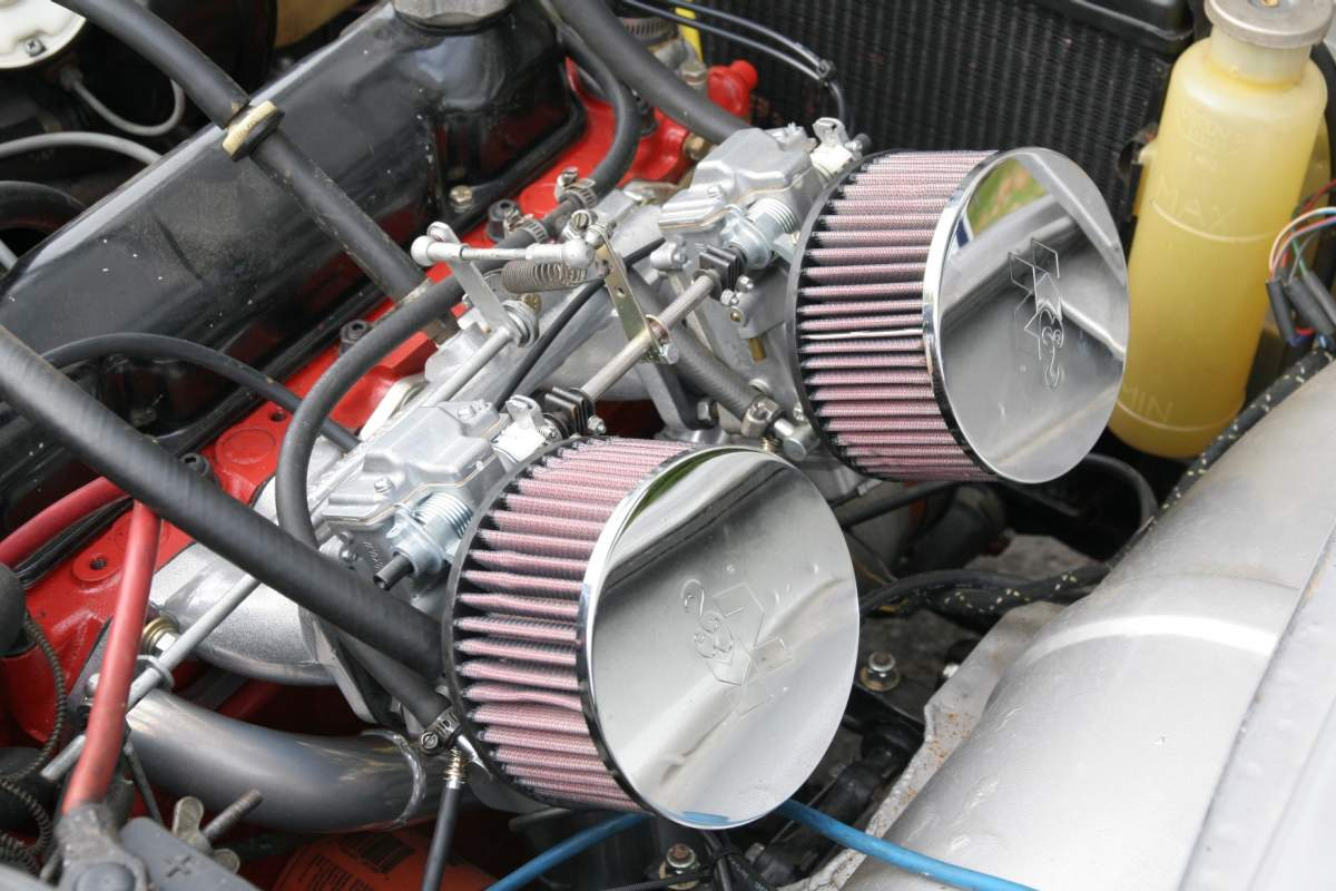 Vintage Performance Developments - Performance products for
