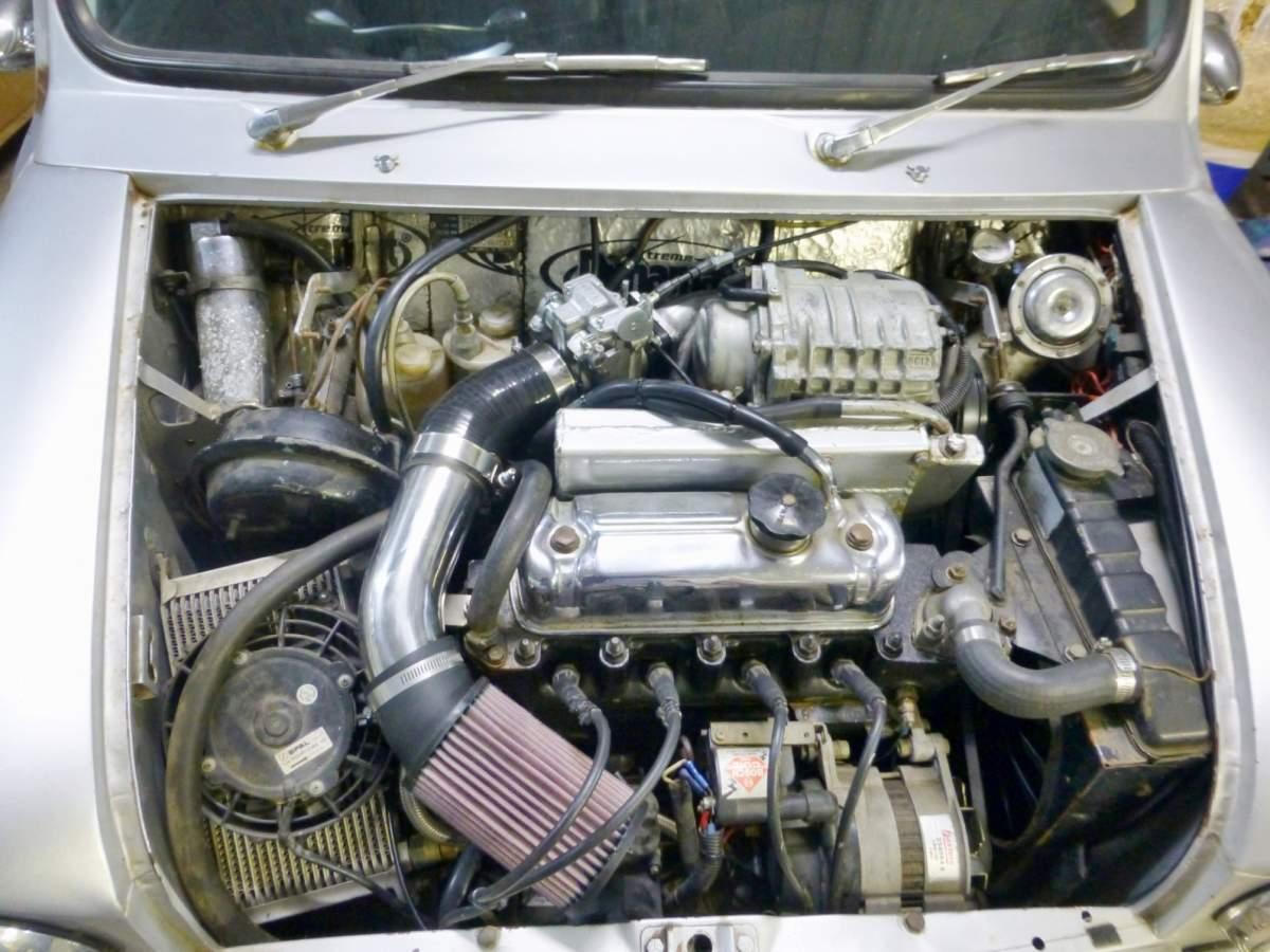 Vintage Austin 20hp 6 cyl Cyl to Rad straight radiator hose 42mm diameter