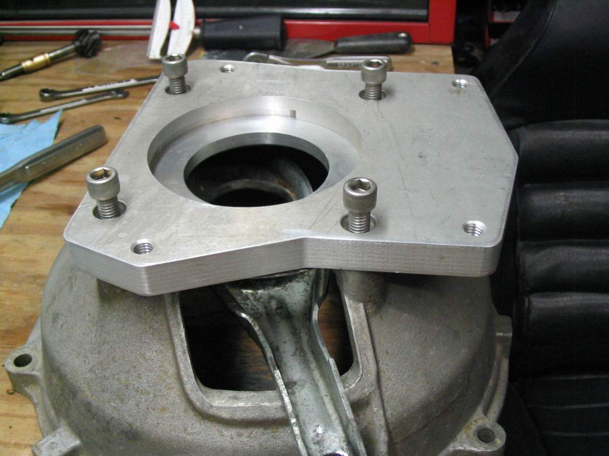 Model A Ford Engine Adaptor
