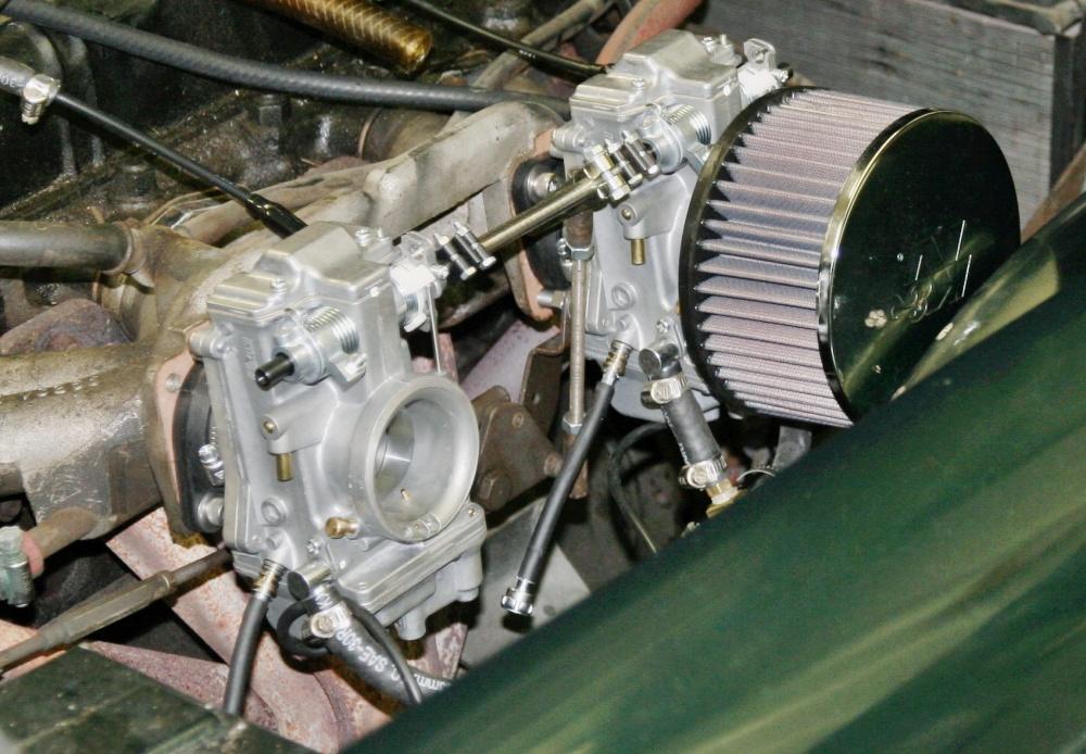 performance parts - vintage performance developments