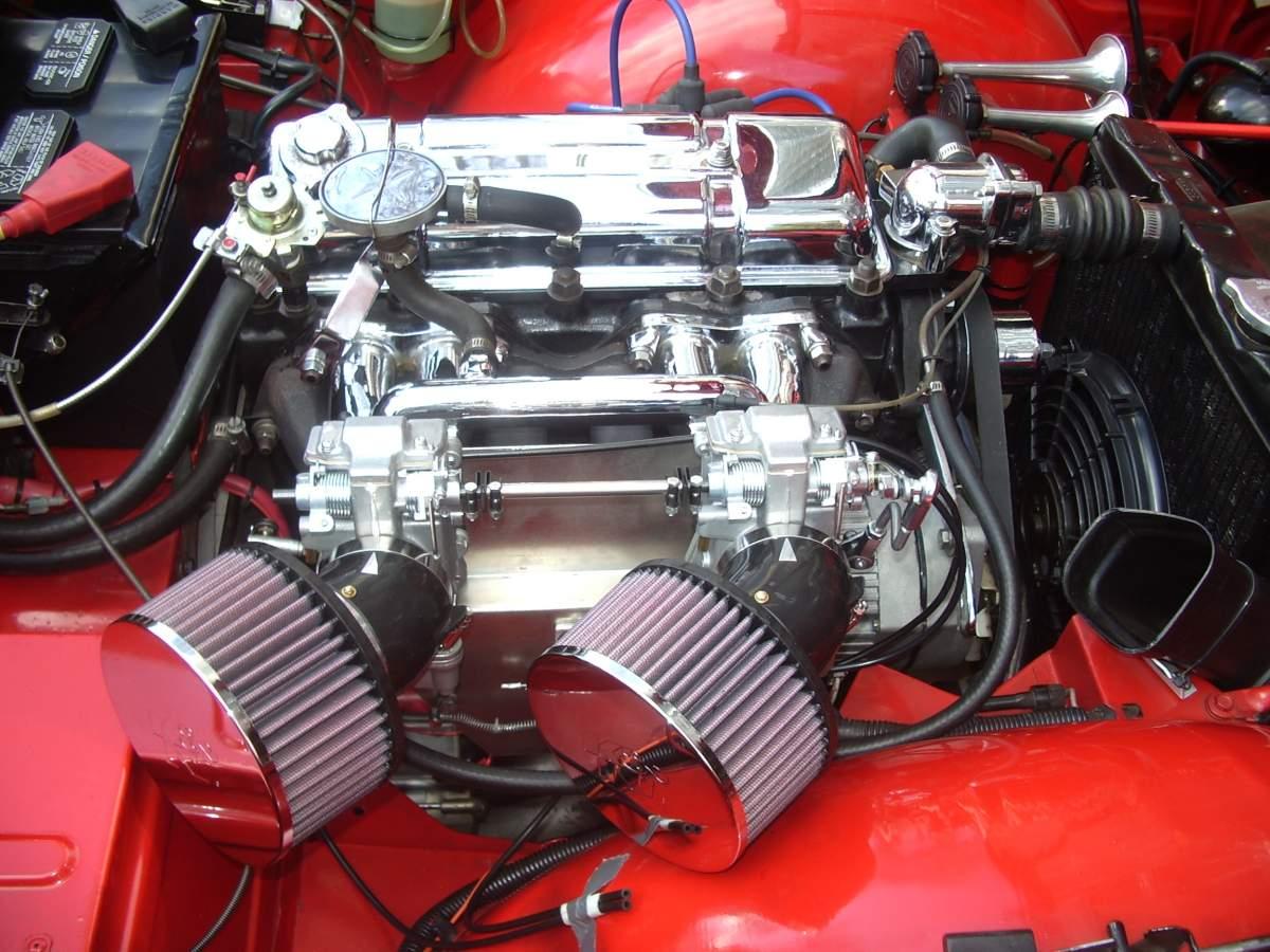 Triumph Spitfire Performance Parts – Idea di immagine del
